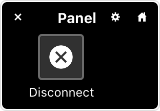 Select Disconnect