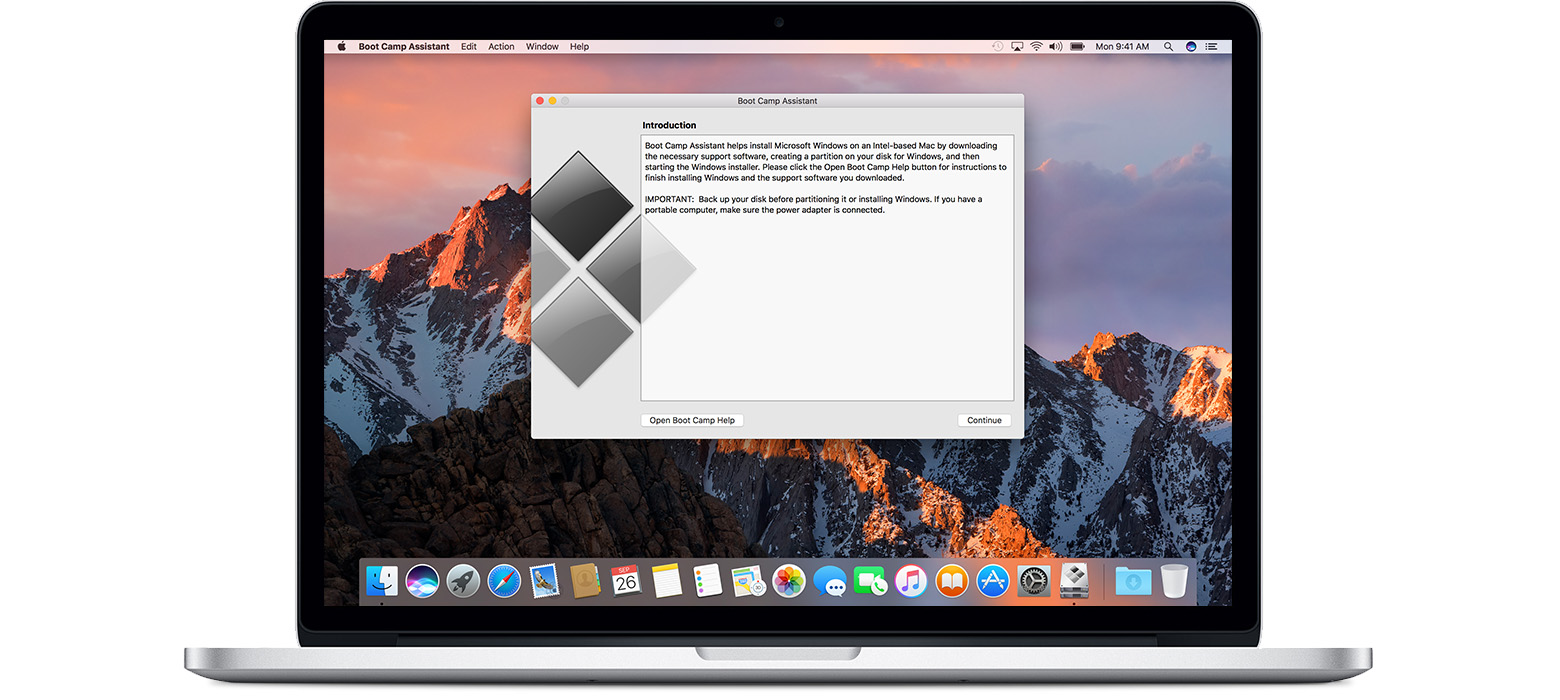 How To Install Windows On Your Mac With Boot Camp Apple
