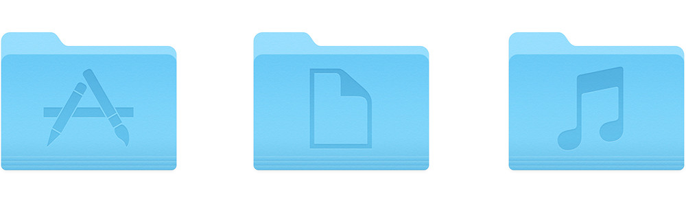 About the icons that represent files on your mac apple support - Apple icon x ...