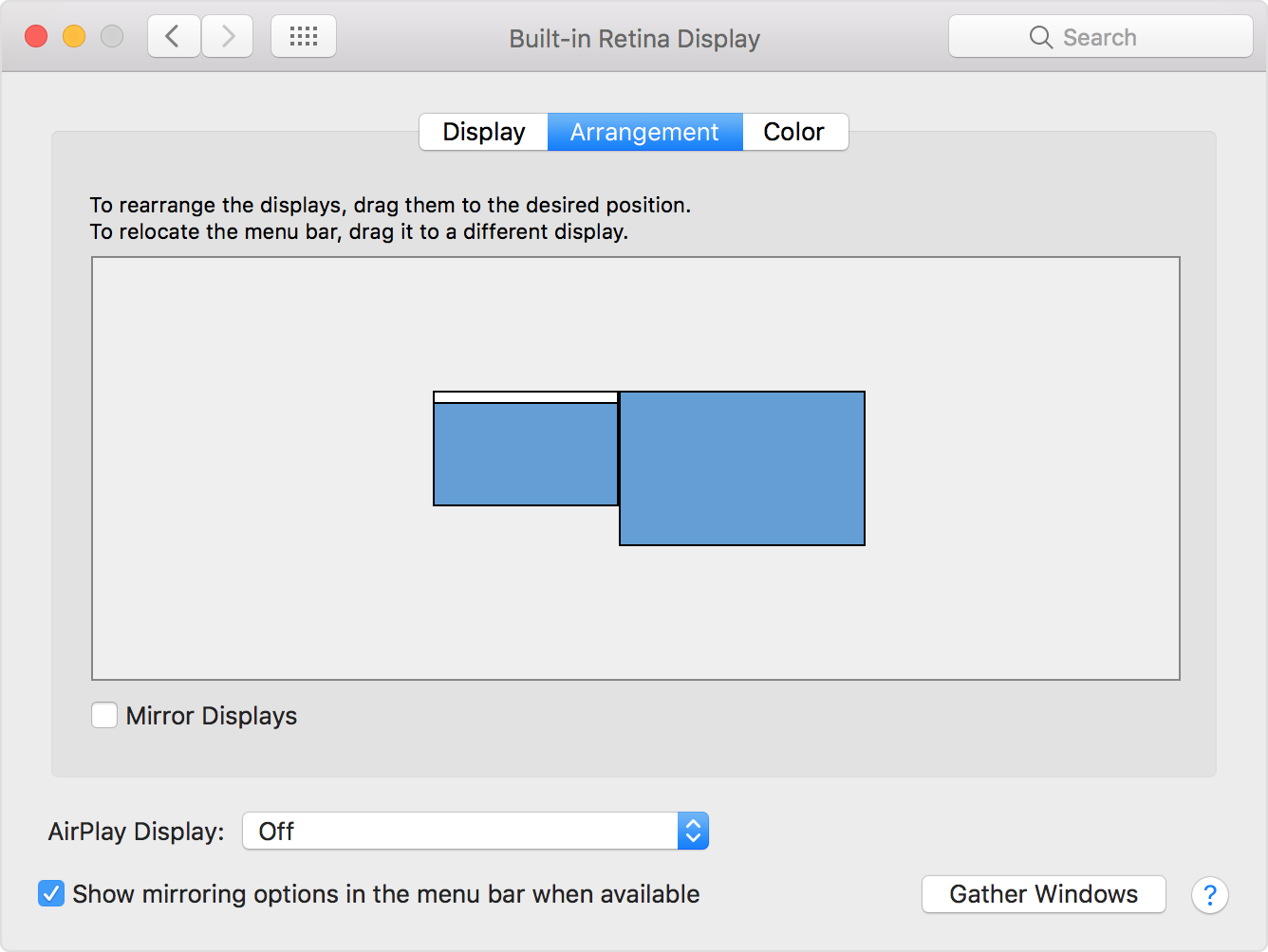 Image Result For Use Multiple Displays With Your Mac Apple Support