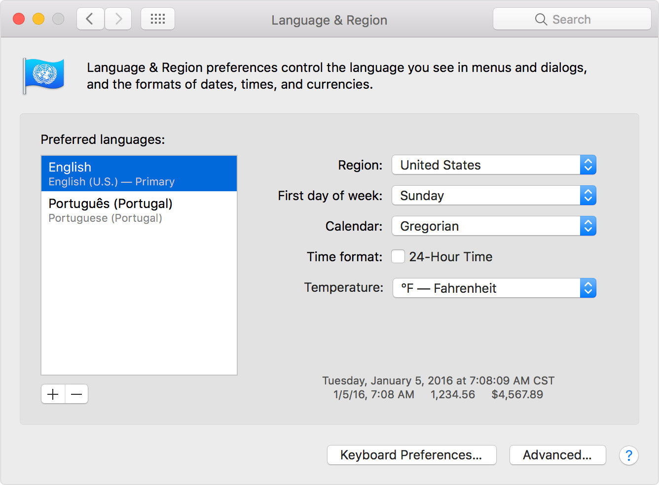 Change The Menu Language In Itunes On Your Mac Or Pc Apple Support