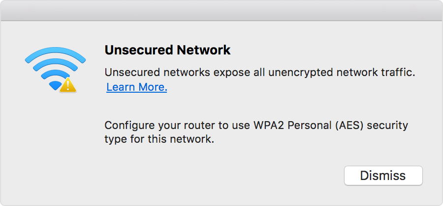 Check for Wi-Fi issues using your Mac - Apple Support