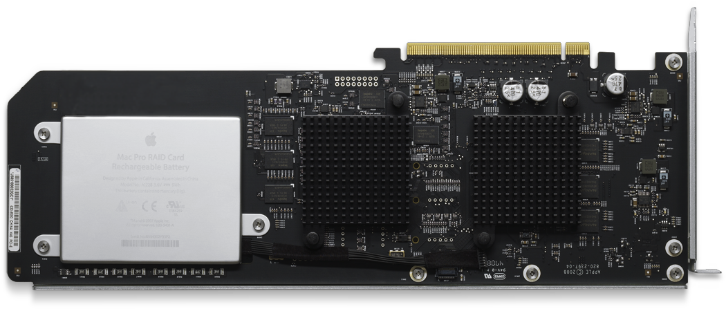 Mac Pro RAID Card (Early 2009)