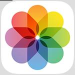 iCloud Photos app icon