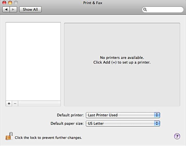 Mac 101: Printing (Mac OS X v10.6) - Apple Atbalsts