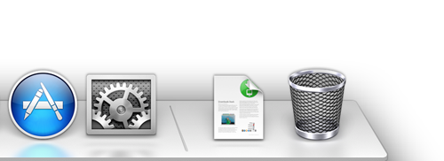 how to delete items from trash on mac