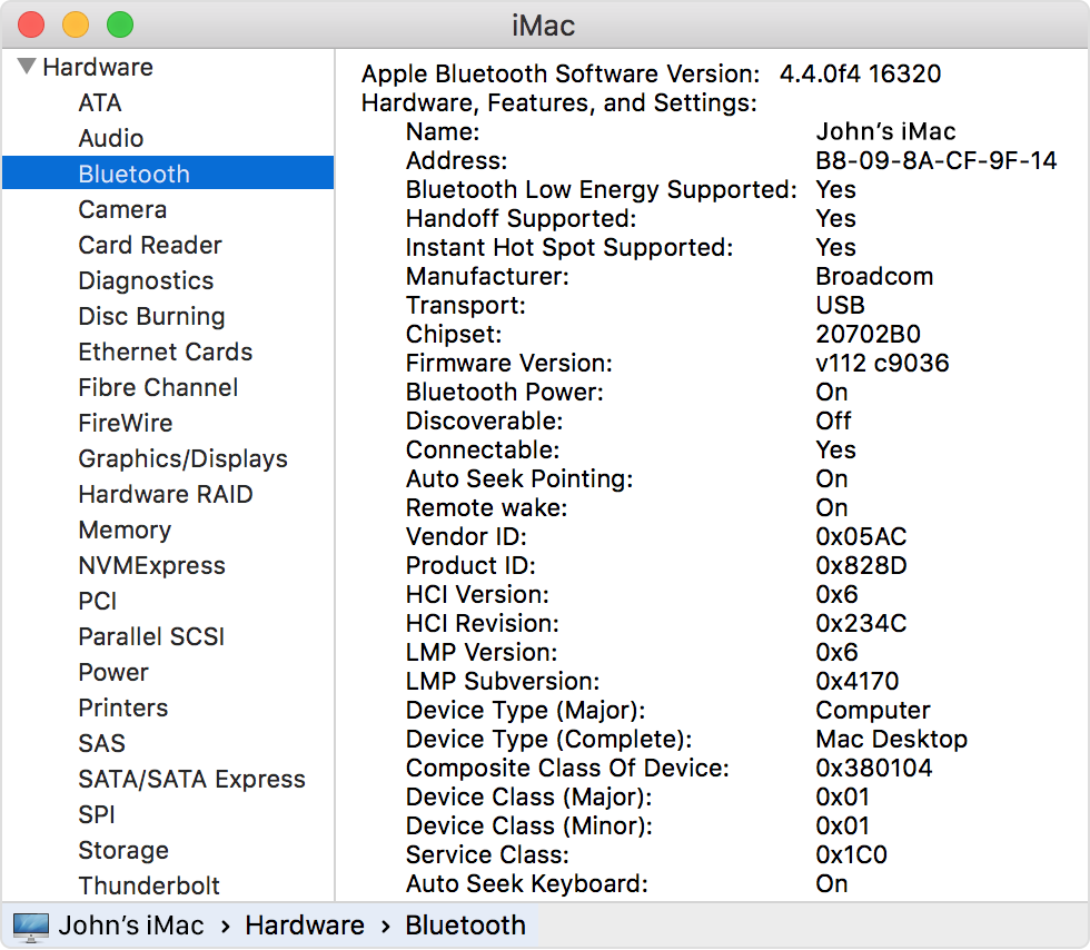 APPLE BUILT-IN BLUETOOTH DRIVERS FOR WINDOWS