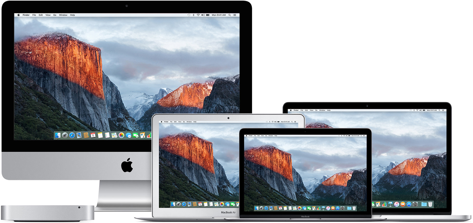 How to download os x el capitan apple support ccuart