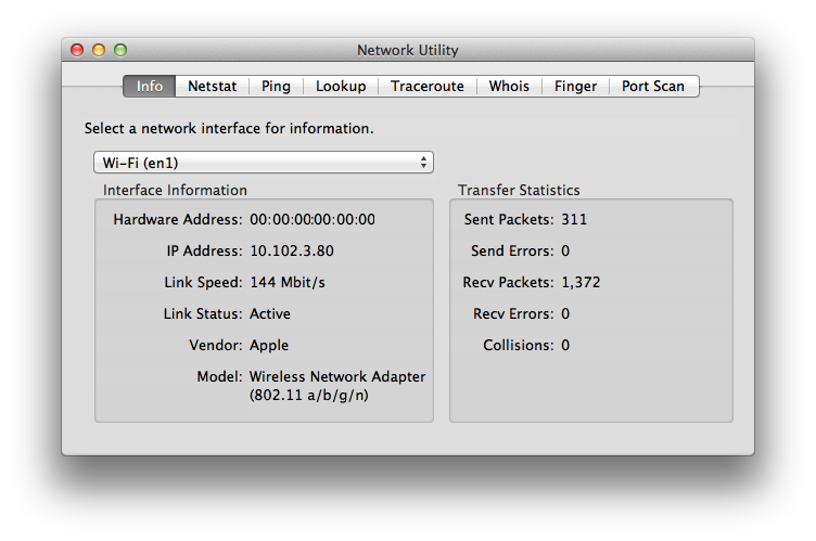 OS X Mountain Lion and later