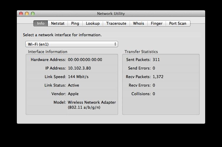 Wi fi d pannage de la connexion wi fi assistance apple for Fenetre utilitaire mac