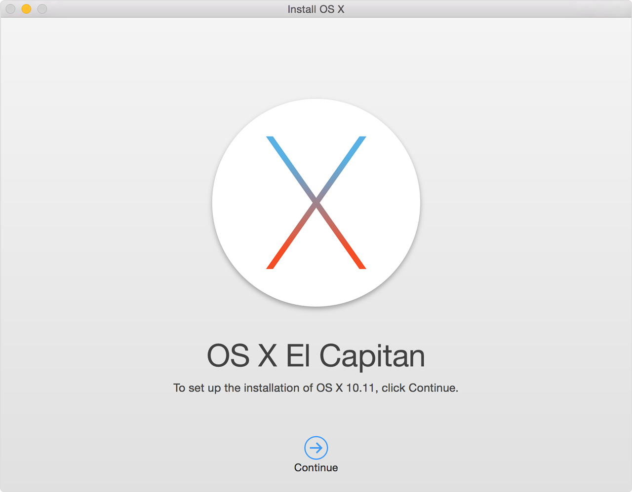 How To Download Mac Os X El Capitan 10.11.6
