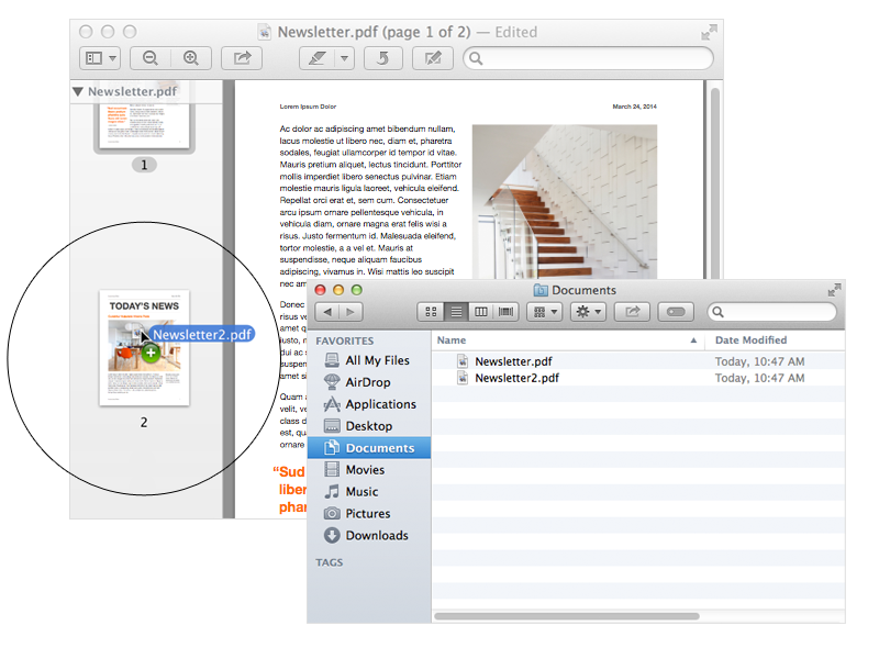 Saving Microsoft Word document to PDF creates multiple files