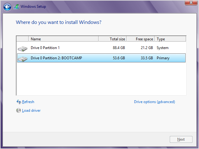 Set Up A Windows Partition On Your Mac Apple Support