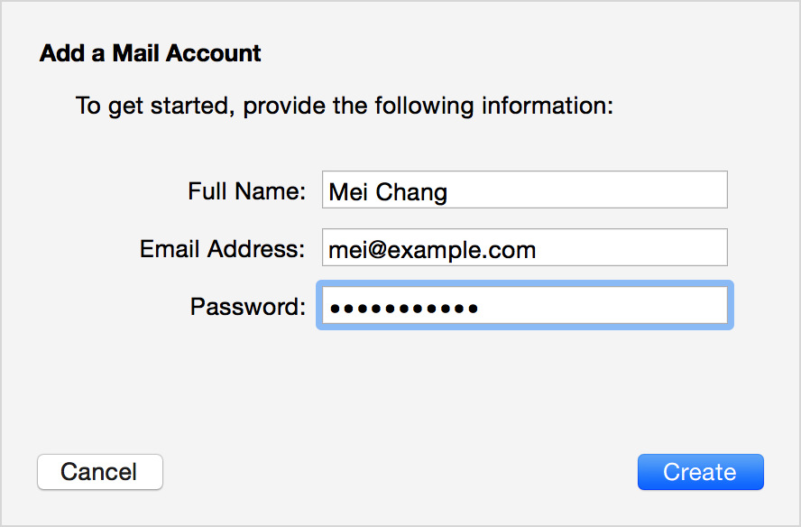 use mail on your mac apple support