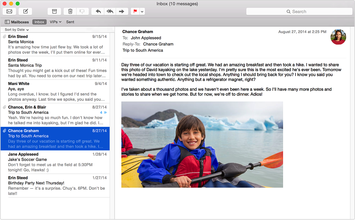 Apple Mail Download