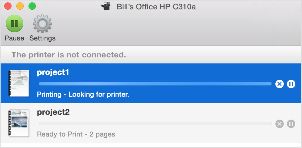 How To Manage Your Print Jobs
