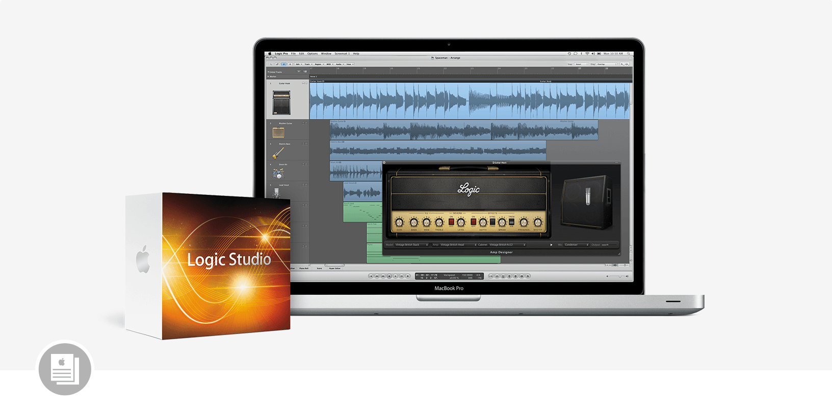 Logic Pro X 10 Features Full Version for Mac OS X