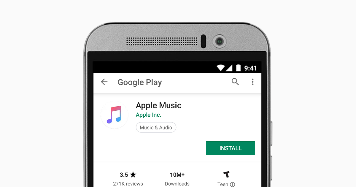 install itunes on android tv