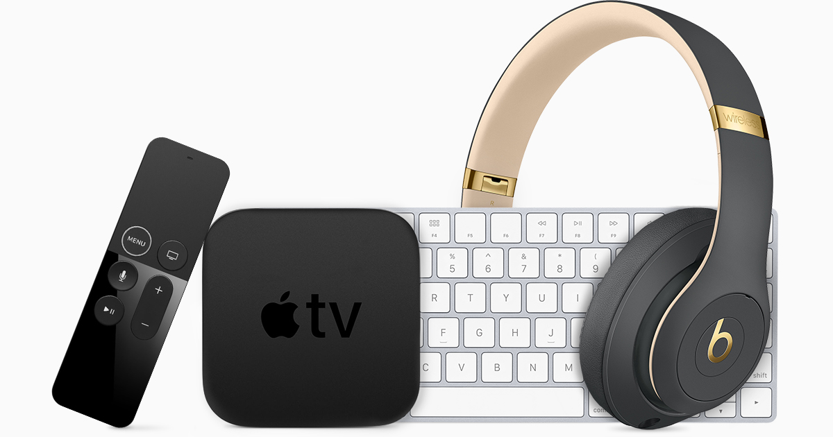 Use Bluetooth Accessories With Your Apple Tv Apple Support
