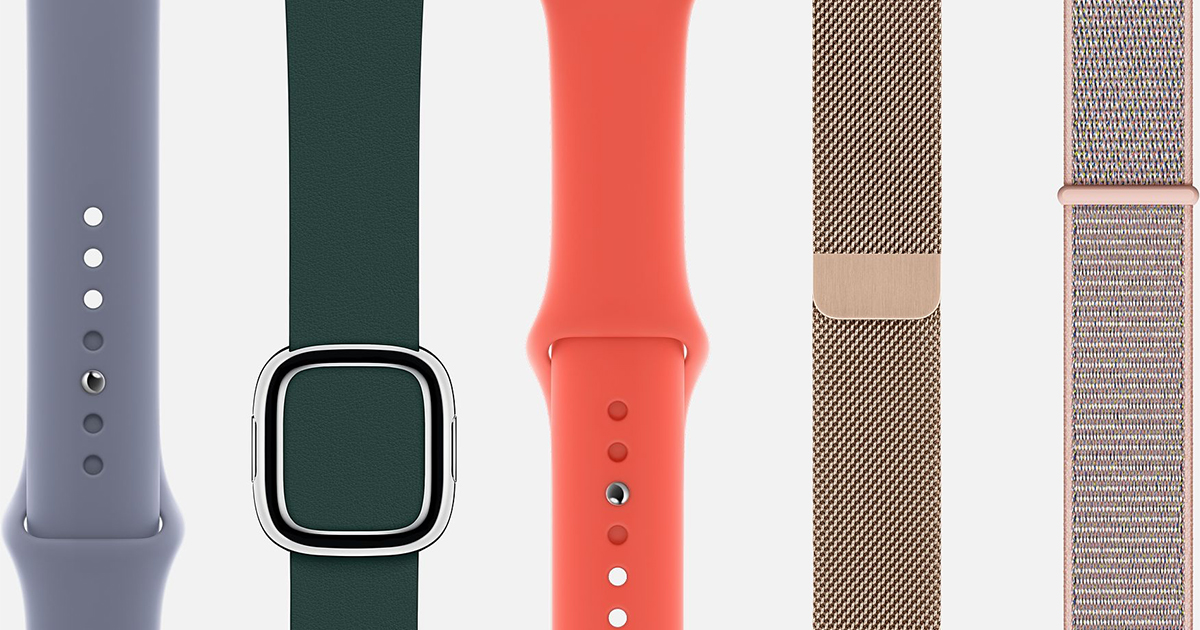 Change Your Apple Watch Band Apple Support
