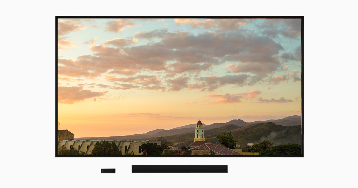 Play audio in Dolby Atmos or surround sound on your Apple TV