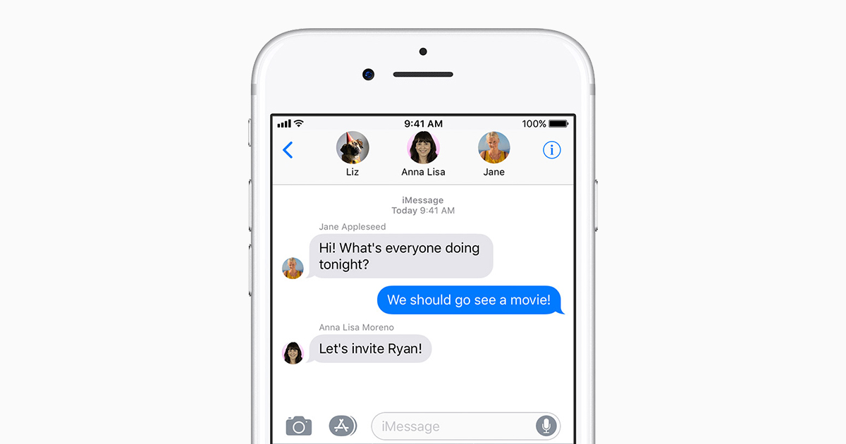 Send a group message on your iPhone iPad or iPod touch Apple Support