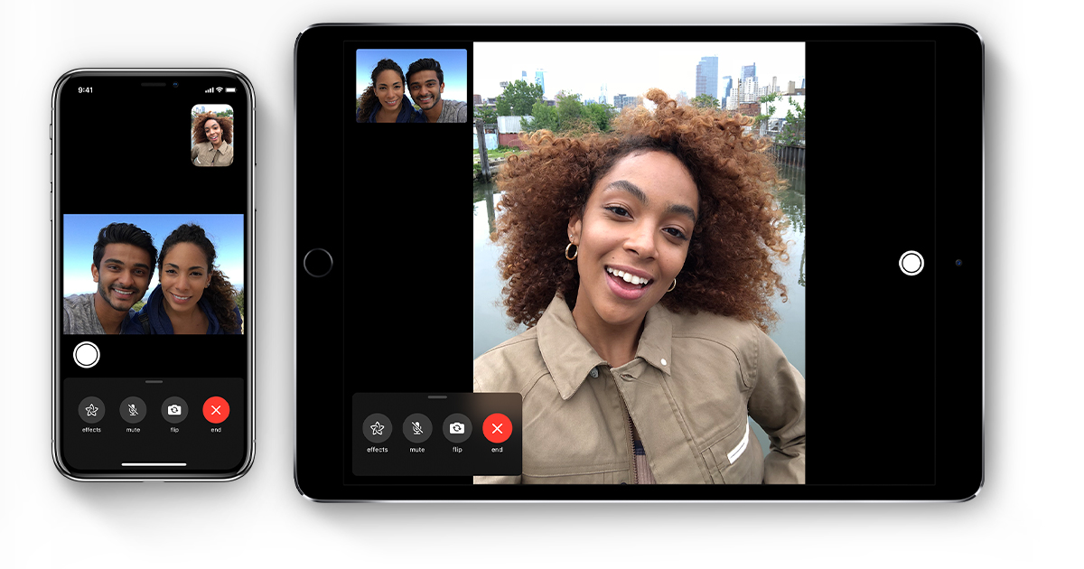 Use FaceTime with your iPhone, iPad, or iPod touch - Apple Support