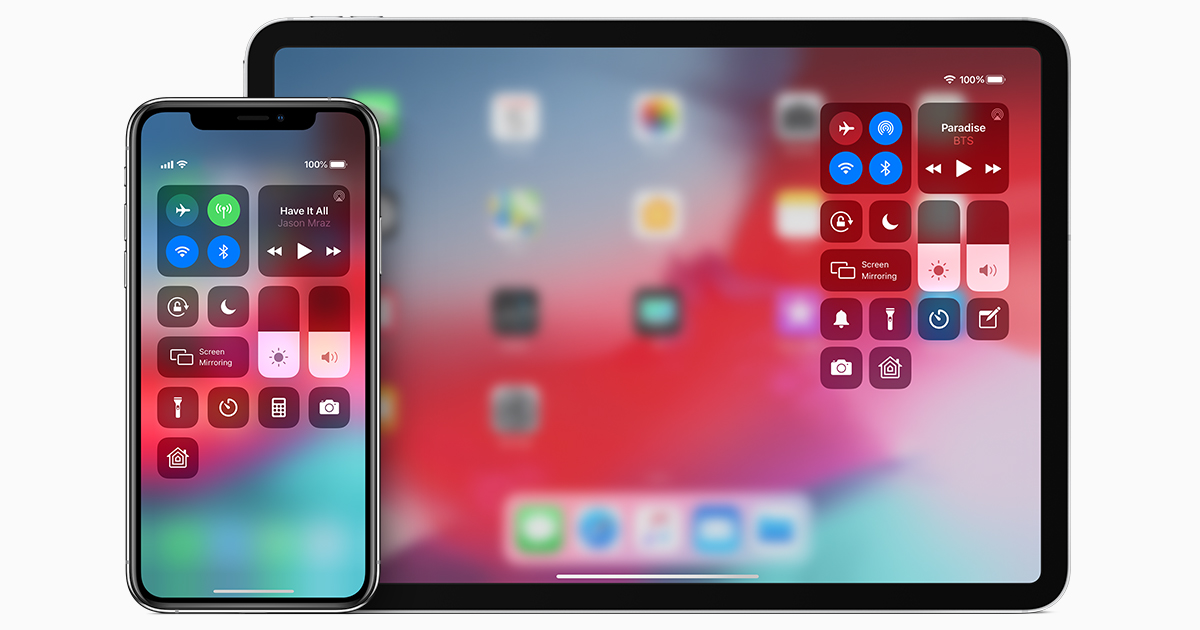 Use and customize Control Center on your iPhone, iPad, and