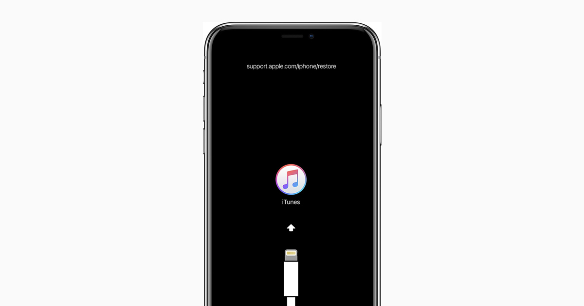 If You See The Connect To Itunes Screen On Your Iphone Ipad Or