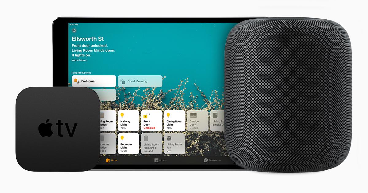 Een Homepod Apple Tv Of Ipad Configureren Als Woninghub