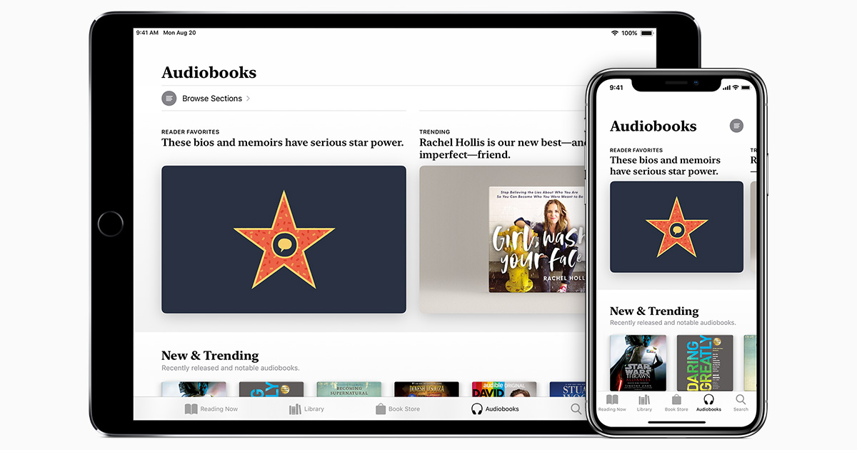 listen to audiobooks in apple books apple support