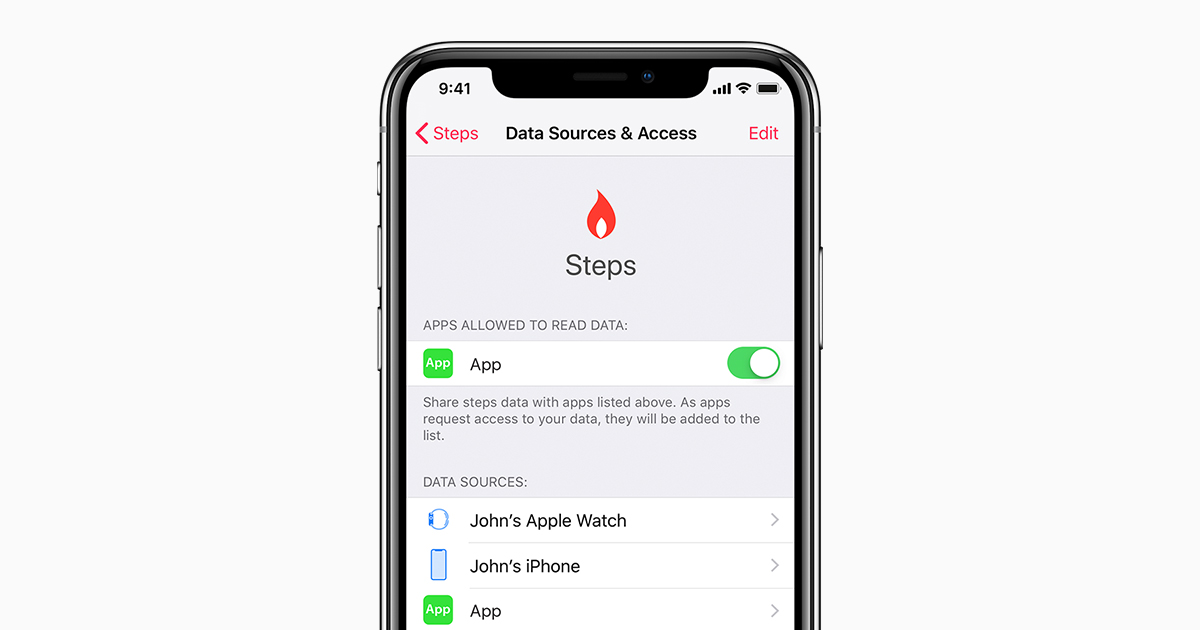 Manage Health data on your iPhone, iPod touch, or Apple