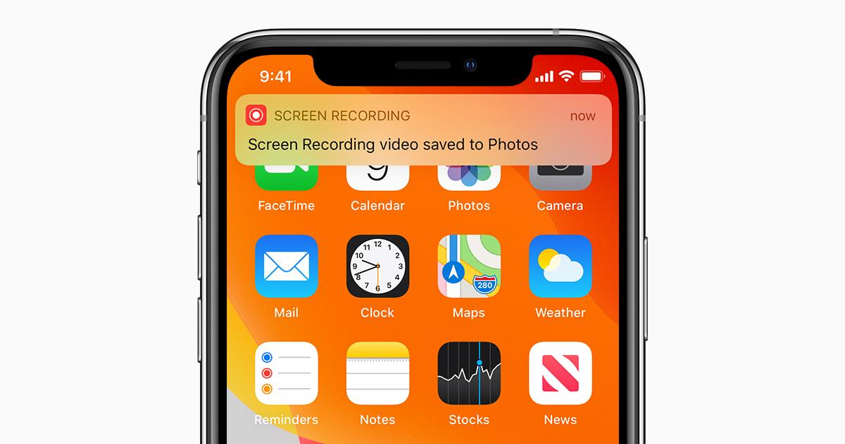 How to Take Screenshots on iPhone - MacRumors