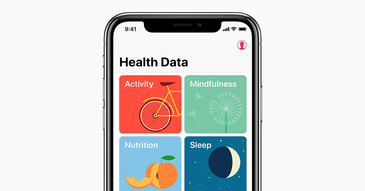 apple iphone support use the health app on your iphone or ipod touch apple 1733