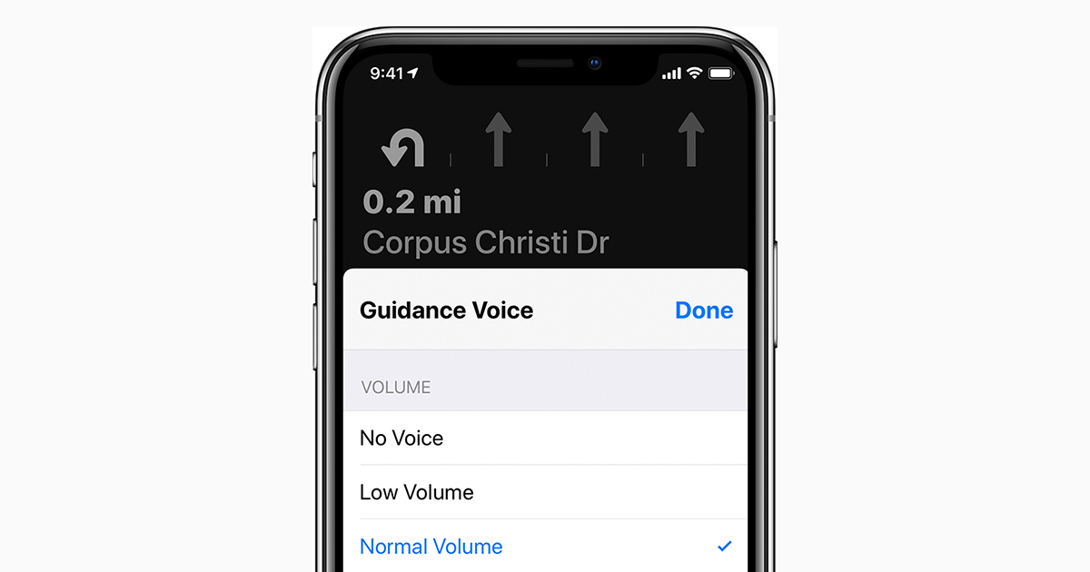 Use Maps and Bluetooth on your iPhone and iPad - Apple Support Change Voice Google Maps Iphone on google voice desktop, google voice inbox, google voice texting, google voice home, google voice plugin, google voice windows 7, google voice app icon, google voice sprint, google voice voip, google voice meme, google voice for android, google voice smart phone,