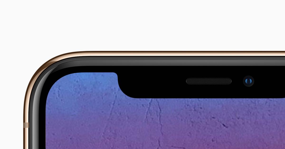foto de À propos de l'écran Super Retina de l'iPhone X, iPhone XS et ...