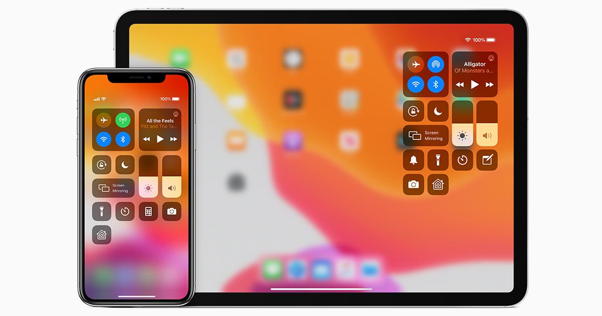 Πώς μπορώ να συνδέσω το iPhone μου στο iPad μου