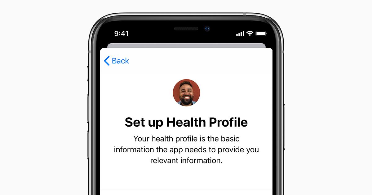 Usare L App Salute Su Iphone O Ipod Touch Supporto Apple