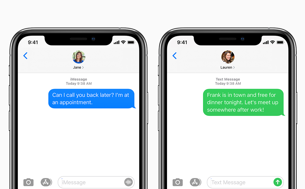 About iMessage and SMS/MMS - Apple Support
