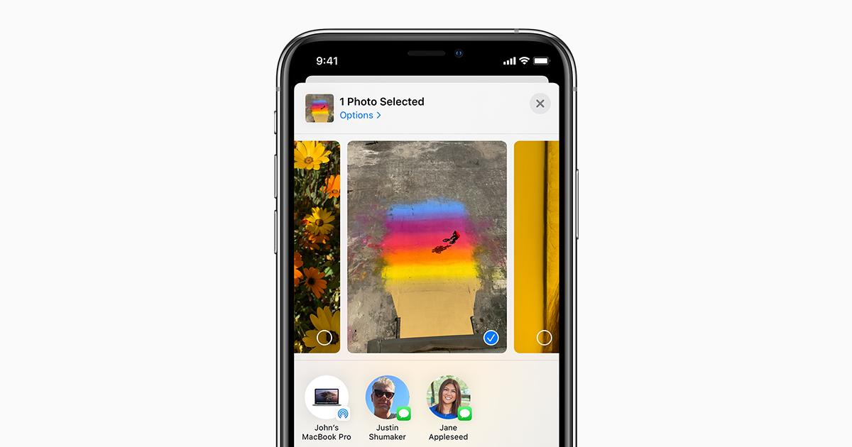 So Verwenden Sie Airdrop Auf Ihrem Iphone Ipad Oder Ipod