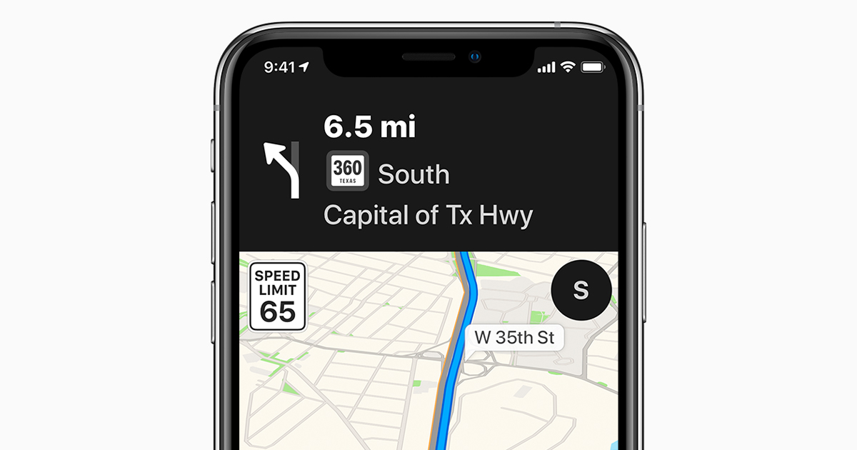 Use Maps On Your Iphone Ipad Or Ipod Touch Apple Support