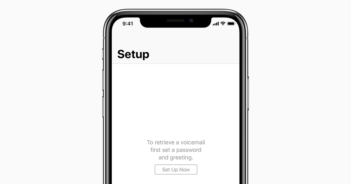 Set up visual voicemail on your iphone apple support m4hsunfo