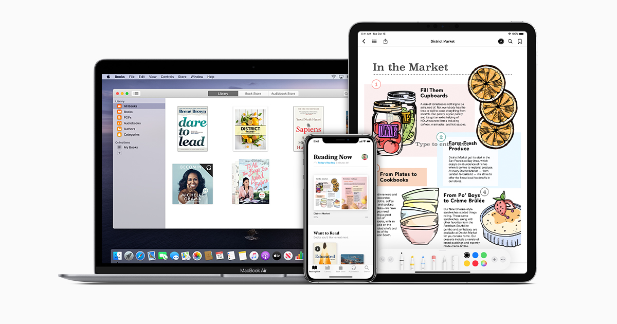 Save and mark up PDFs on your iPhone, iPad, or iPod touch with the Books  app - Apple Support