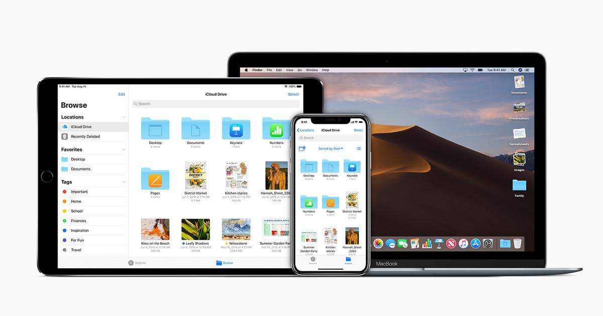 icloud com desktop site