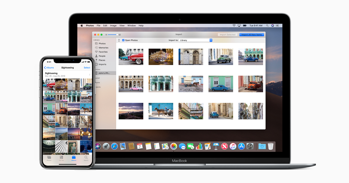transfer photos and videos from your iphone ipad or ipod touch