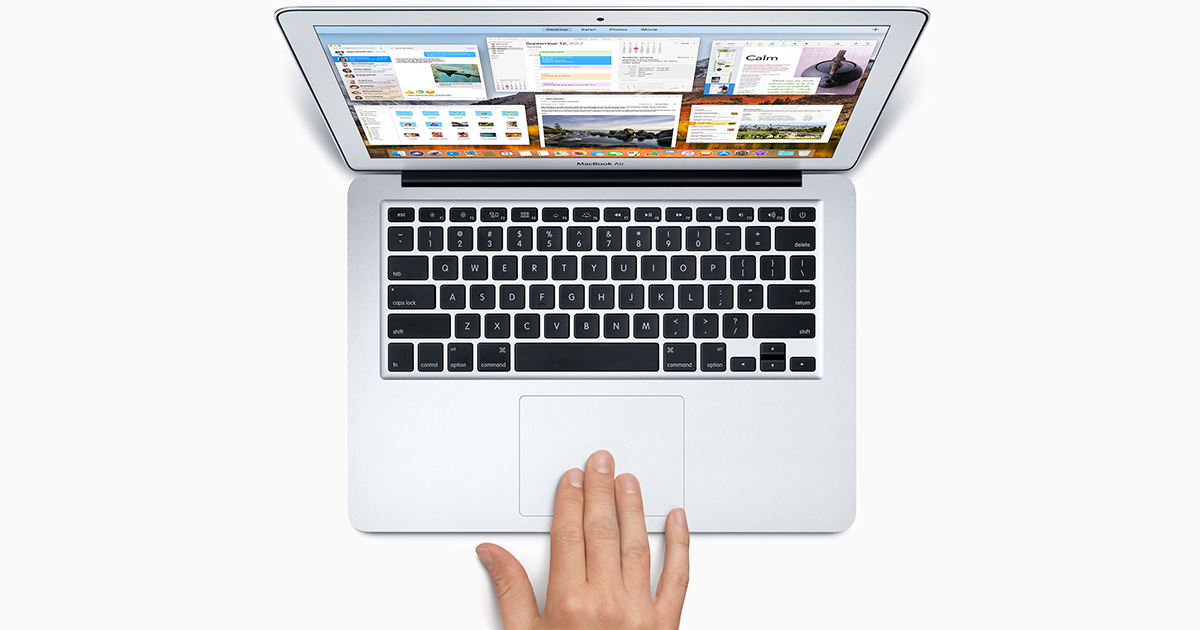 Use Multi-Touch gestures on your Mac - Apple Support