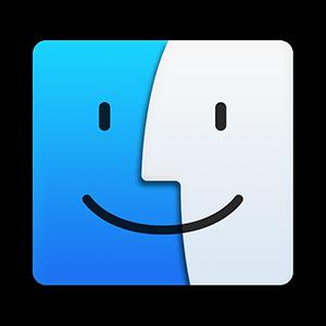 mac の finder について理解する apple サポート