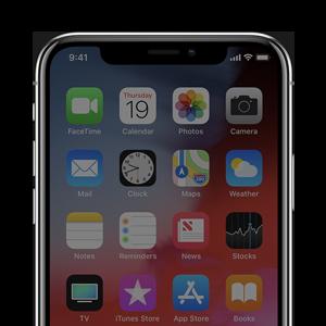 a9313bdf67b Obtener ayuda con la pantalla de un iPhone, iPad o iPod touch - Soporte  técnico de Apple