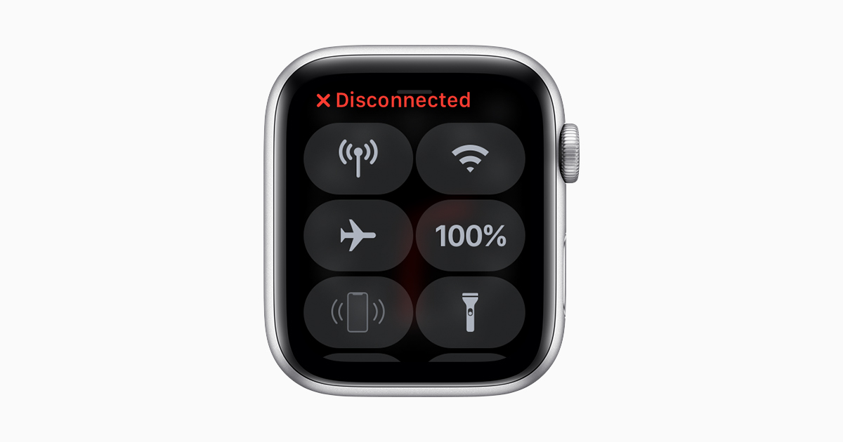 b5bdfc1060735 If your Apple Watch isn t connected or paired with your iPhone - Apple  Support