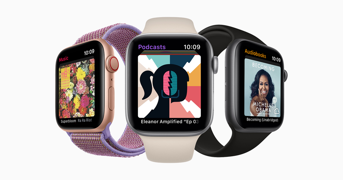 Apple watch spotify ohne iphone